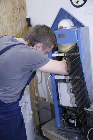 Схема для ремонта кулера для